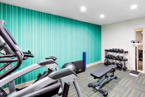 Holiday Inn Express San Francisco Union Square - Fitness room