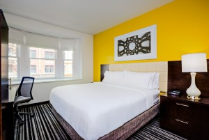 Holiday Inn Express San Francisco Union Square - King suite